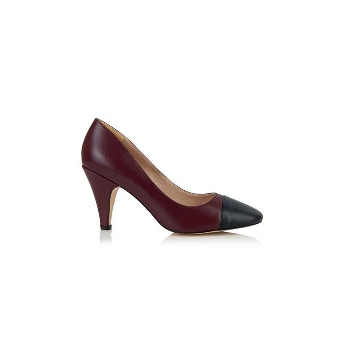 Escarpins bordeaux Yull Shoes
