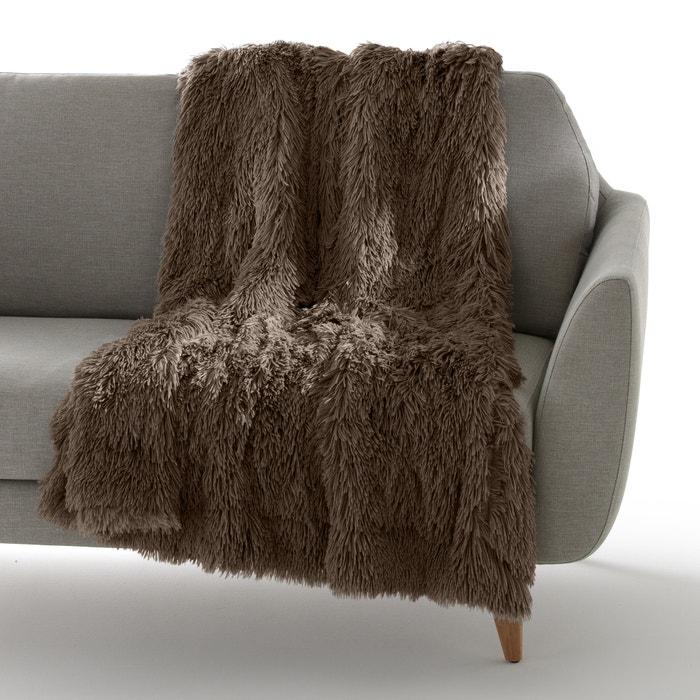 plaid doudoux talpa la redoute interieurs la redoute. Black Bedroom Furniture Sets. Home Design Ideas