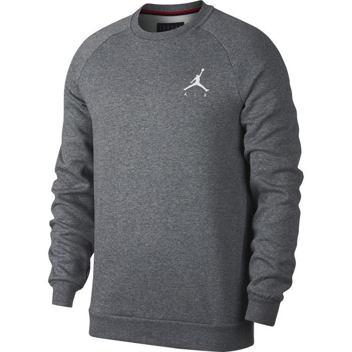 5f36b0ee2939 - sweat shirt jumpman fleece - 940170 Jordan | La Redoute