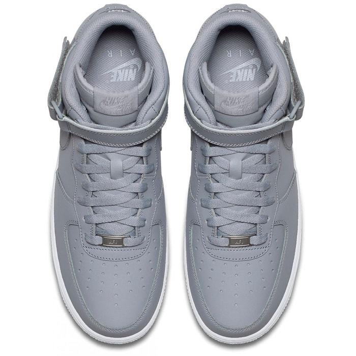 baskets air force 1 mid 07 - 315123 gris Nik