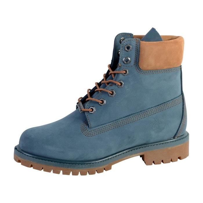 TZqE8xw Chaussure antagonism premium 6 boot bleu Timberland 08nwmN