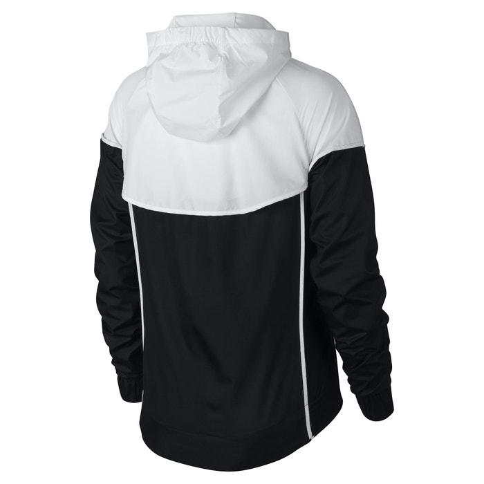 b966f69cc6b8 Sportswear short hooded mid-season windcheater
