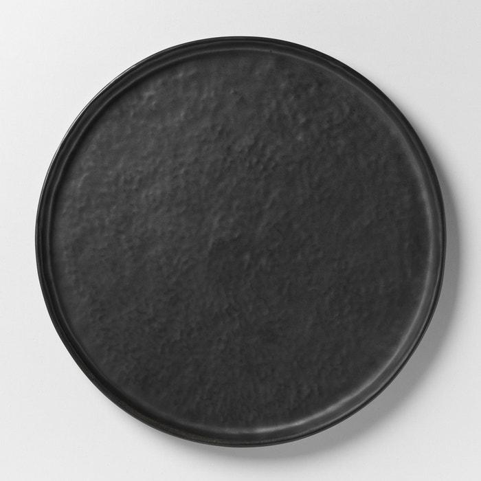 Assiette plate grès Pure design P.Naessens Serax  AM.PM. image 0