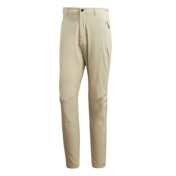 Pantalon liteflex beige Adidas Performance