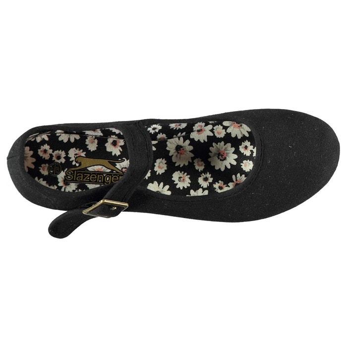Chaussures en toile imprimé Slazenger
