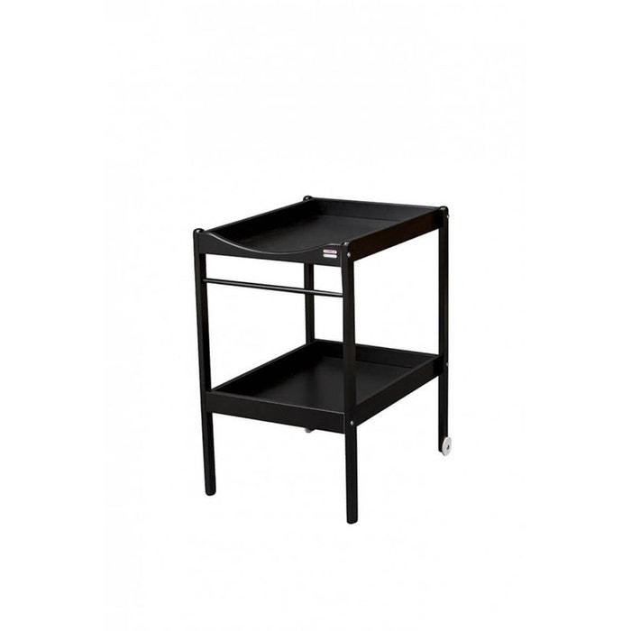 Table A Langer Alice Laque Noir