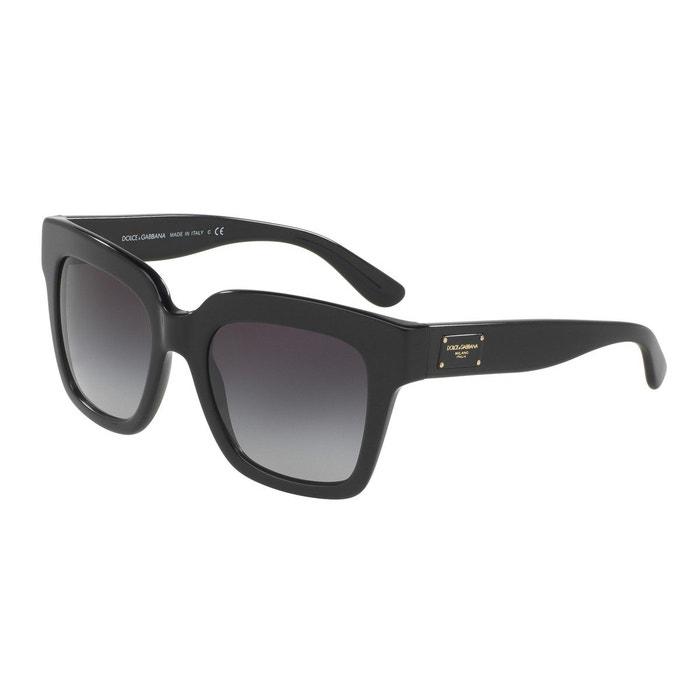 Lunettes de soleil dg4286 noir Dolce Gabbana   La Redoute vraiment Vvp2pO