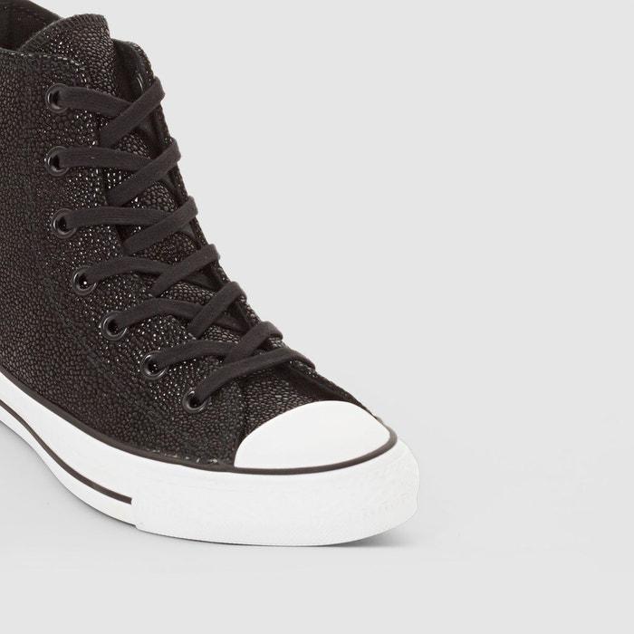 Baskets montantes chuck taylor all star noir Converse