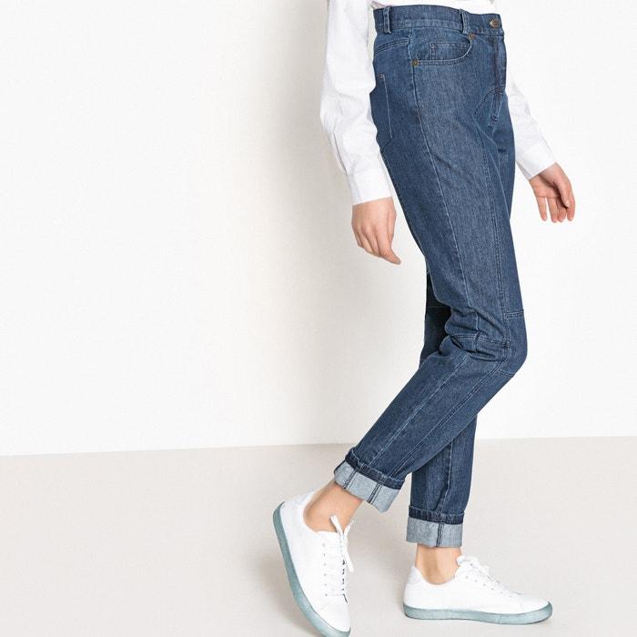 Jeans affusolati 5 tasche  FLORE GIRARD DE LANGLADE x LA REDOUTE image 0