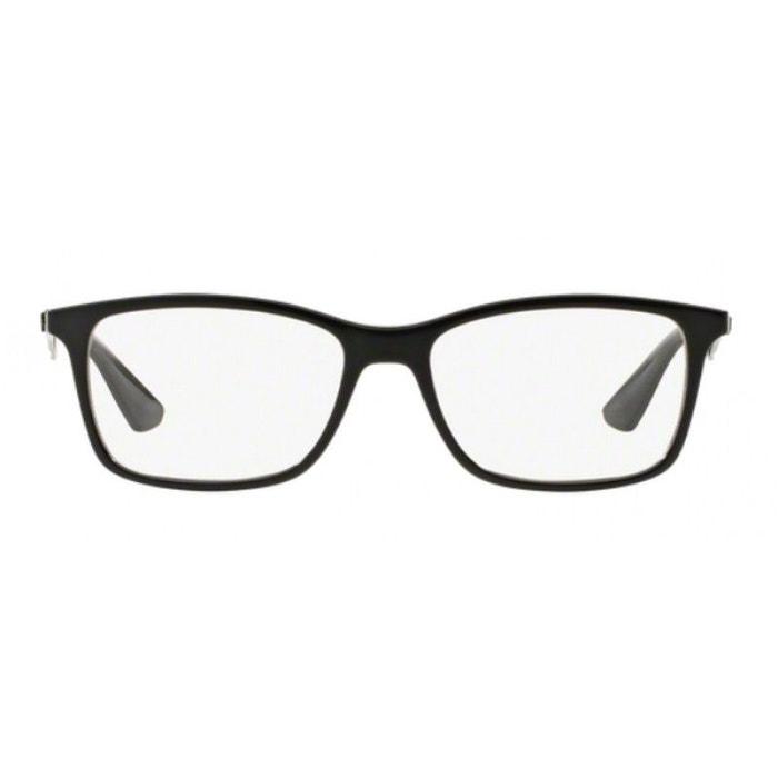 Lunettes de vue mixte ray ban noir rx 7047 2000 54/17 noir Ray Bas Prix Sortie rYQAQa