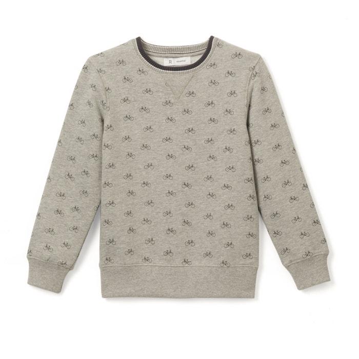 afbeelding Bedrukte sweater La Redoute Collections