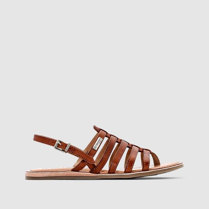 Sandales cuir heripo  Les Tropeziennes Par M Belarbi  La Redoute