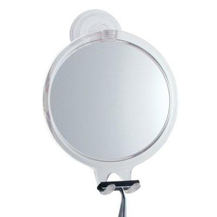 miroir anti buee powerlock couleur unique home bain la redoute. Black Bedroom Furniture Sets. Home Design Ideas