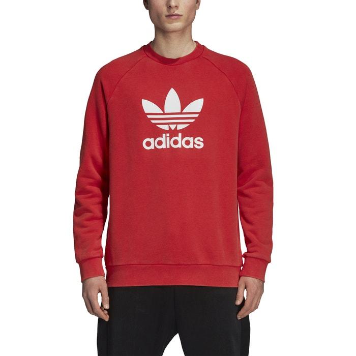 Printed logo crew neck sweatshirt  ef0884b3e889