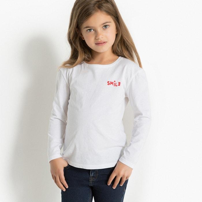 Set van 2 T-shirts met lange mouwen  La Redoute Collections image 0