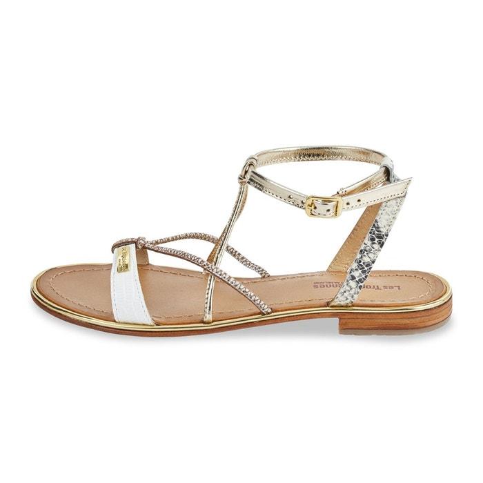 Sandales cuir hirondel Les Tropeziennes Par M Belarbi Jeu Style De Mode Acheter Magasin De Sortie Pas Cher GUQgD