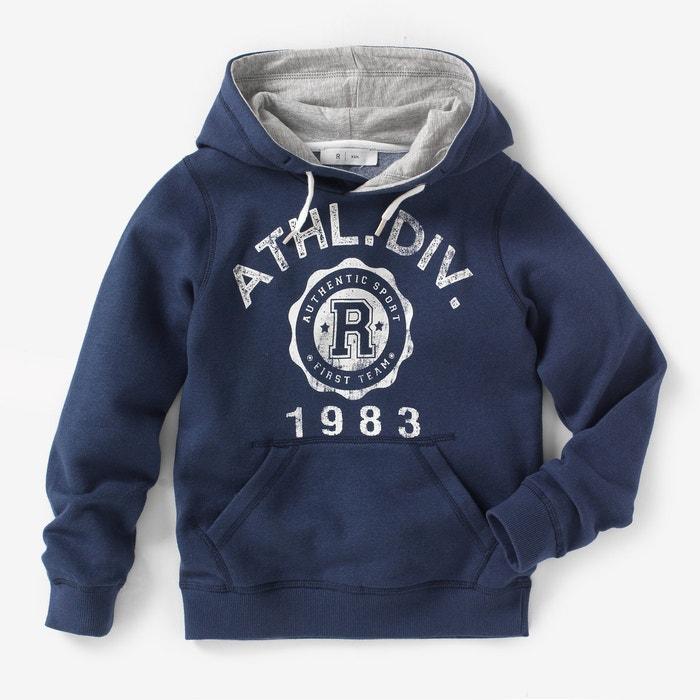 afbeelding Sweater met kap La Redoute Collections