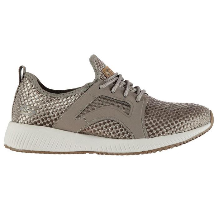 Baskets de running à lacets  taupe Skechers  La Redoute