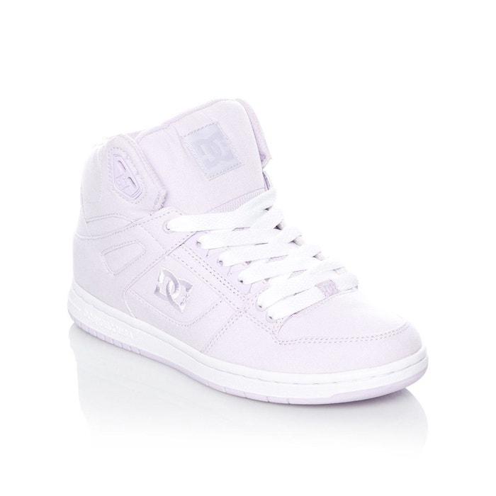 Baskets montantes pure tx violet Dc Shoes