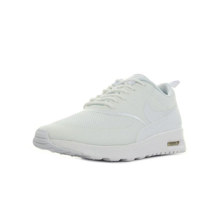 Baskets nike wmns nike air max thea - 599409101 blanc Nike