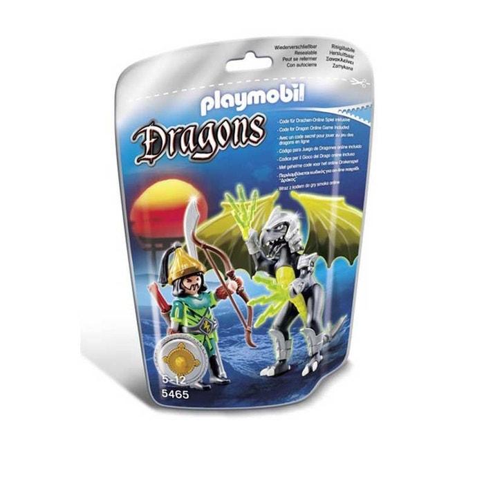 Dragon temp te avec soldat pla5465 multicolore playmobil la redoute - La redoute playmobil ...