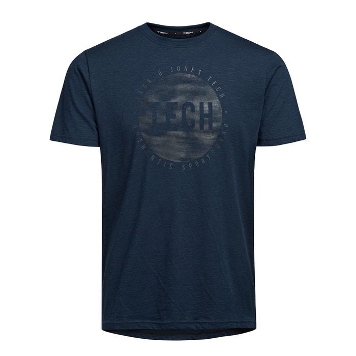 T-shirt de gola redonda, mangas curtas  JACK AND JONES TECH image 0