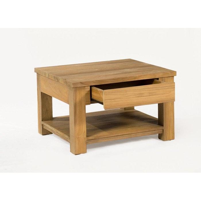 Table Salon Teck Cm 70 Wood X Huilé En Stock De Basse wXuOPTiZk