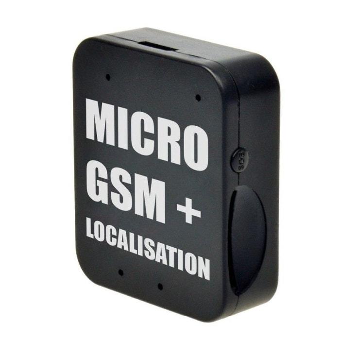 Micro GSM Espion N9 sans fil avec fonction rappel automatique