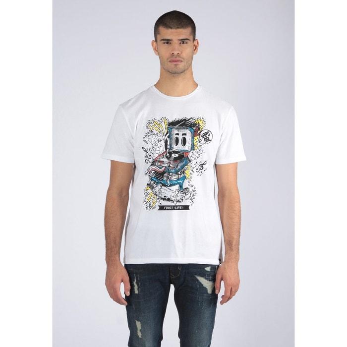 78176efb95701 Tee-shirt imprimé 100% coton nexta Kaporal