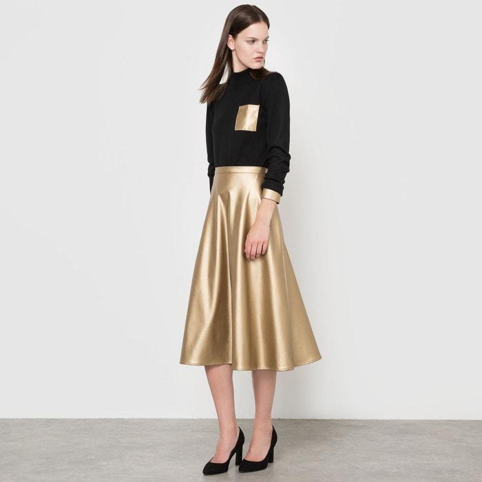 Image Full Skirt INES OLYMPE MERCADAL X LA REDOUTE MADAME
