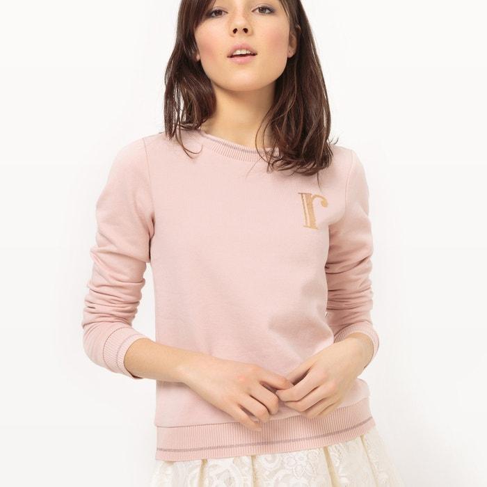 afbeelding Sweater met ronde hals MADEMOISELLE R