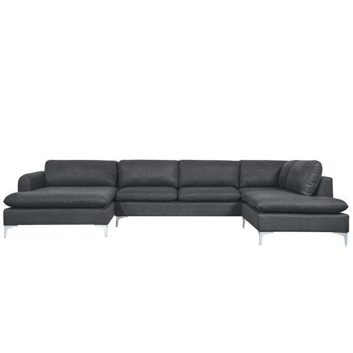 Canapé d'angle Cleveland en U 5 places  RENDEZ VOUS DECO image 0