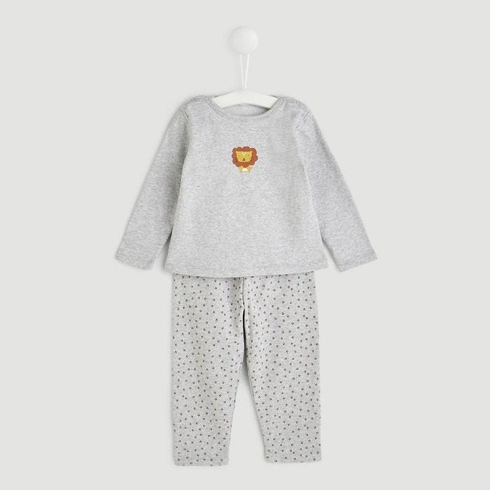 6ae1984d2c545 Pyjama imprimé BOUT CHOU image 0