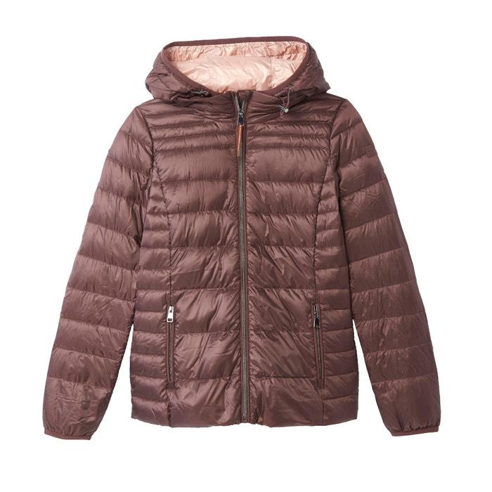 Short Lightweight Hooded Padded Jacket  ESPRIT image 0