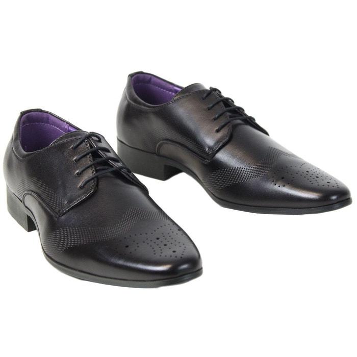 Chaussures elo187 noir Kebello ...