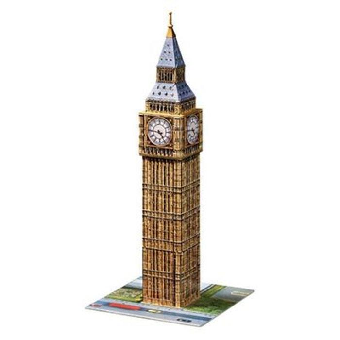 Puzzle 3D - 216 pièces : Big Ben, Londres RAVENSBURGER