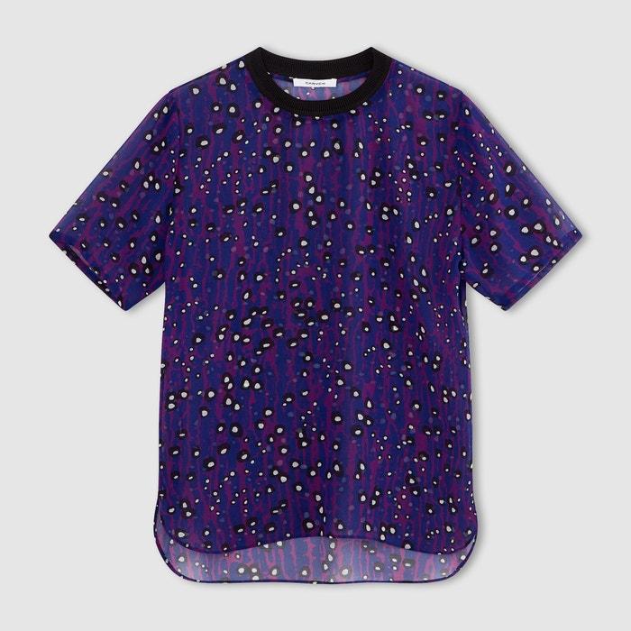 afbeelding Bedrukt T-shirt CARVEN
