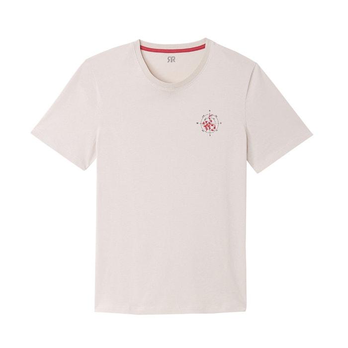 materiales superiores chic clásico cliente primero Camiseta de cuello redondo y manga larga