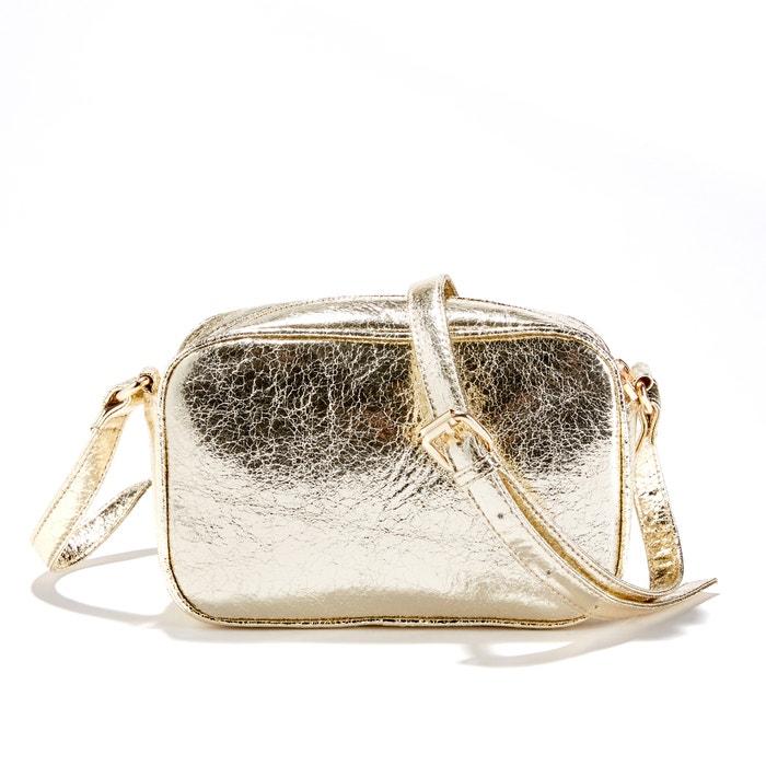 Shiny Silver Handbag  La Redoute Collections image 0