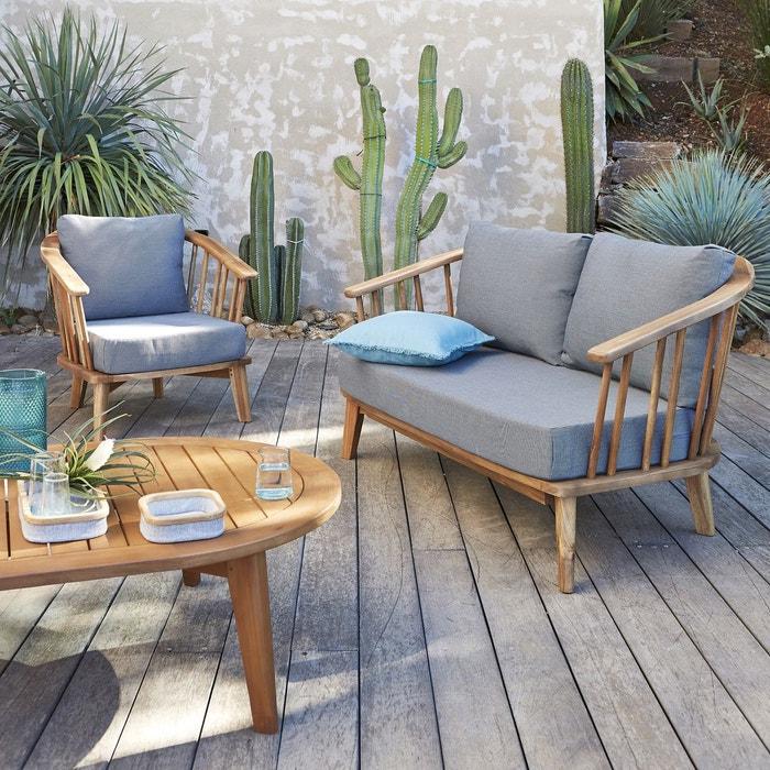 Fauteuil de jardin acacia fsc, julma La Redoute Interieurs | La ...