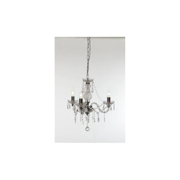 lustre baroque 3 lampes trio la redoute. Black Bedroom Furniture Sets. Home Design Ideas