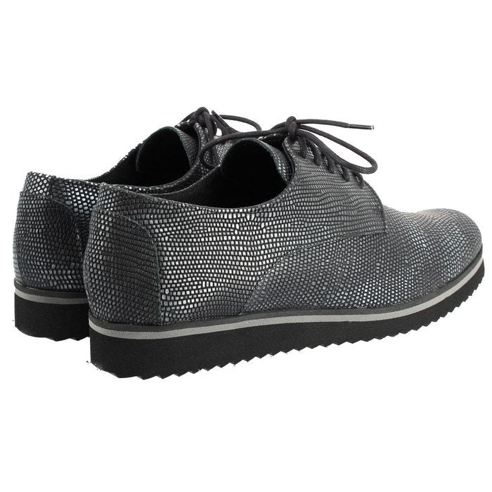 Chaussures a lacets army 319 noir Elizabeth Stuart
