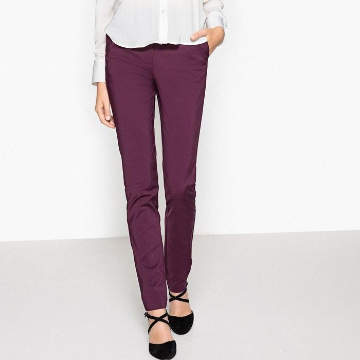 Pantalon droit La Redoute Collections