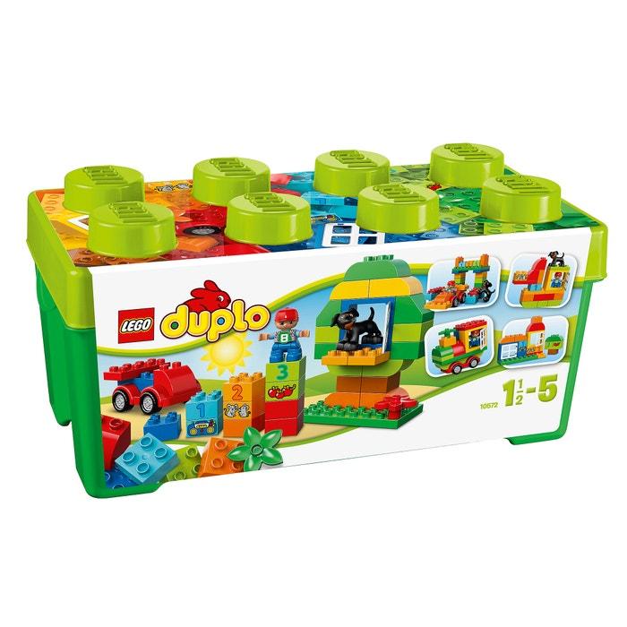 Grande boite du jardin en fleurs 10572  LEGO DUPLO BRIQUES image 0
