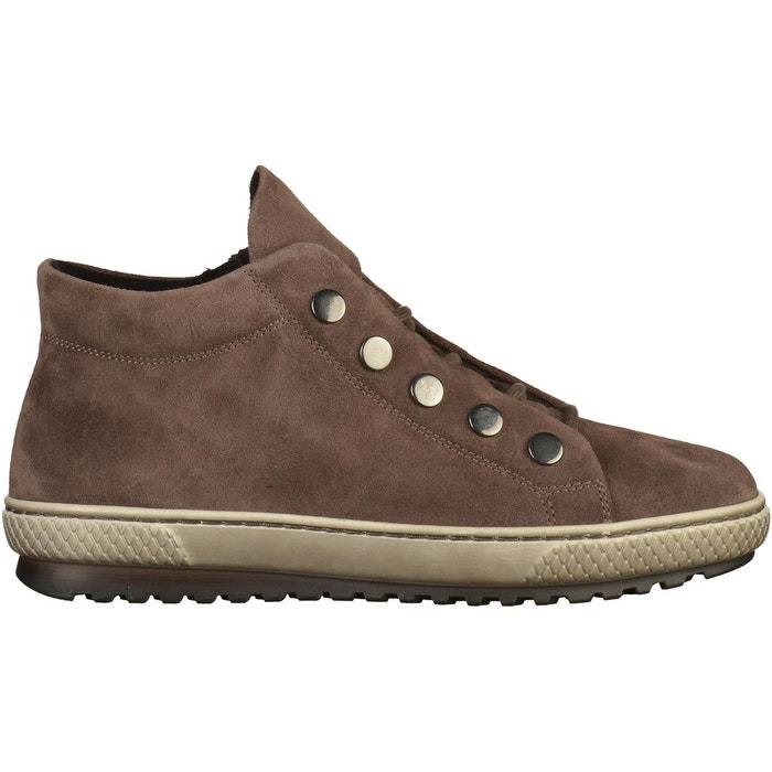 Sneaker marron Gabor Faire Les Courses Pour Explorer En Ligne Pas Cher Vente Pas Cher 100% Authentique iVbbMhYaR