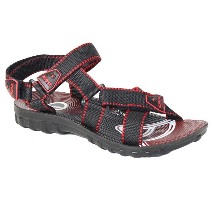Sandales 70598 rouge Kebello