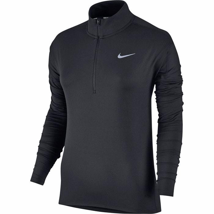 Image Zip Up Running T-Shirt NIKE