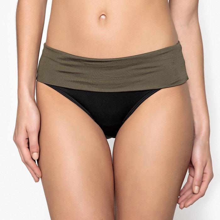 High Waisted Full Bikini Bottoms  ANNE WEYBURN image 0