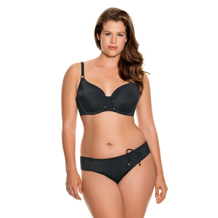 b6b42d534a12f Fuji mix & match ruched bikini bottoms , black, Dorina | La Redoute