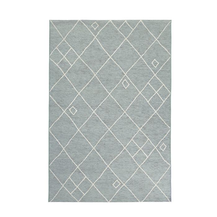 Tappeto tessuto piatto, aspetto velluto, AZUREO  La Redoute Interieurs image 0